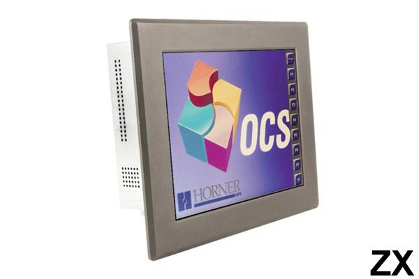 Controlador ZX, Serie ZX, Controlador todo en uno / Controller ZX, ZX Series, All-in-One Controllers / Horner Automation Group / Horner APG