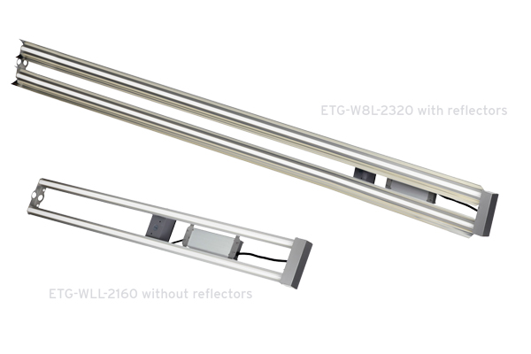 CTQ, HORNER LIGHTING, ILUMINACION / LIGHTING, White LED Linear High Bay Lighting