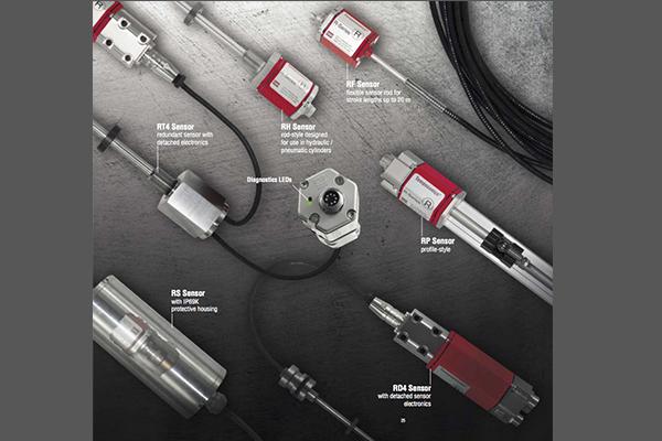 Instrumentación, Sensor Industrial, Serie R / Instrument, Temposonic, MTS Sensors, Industrial Sensor, R Serie