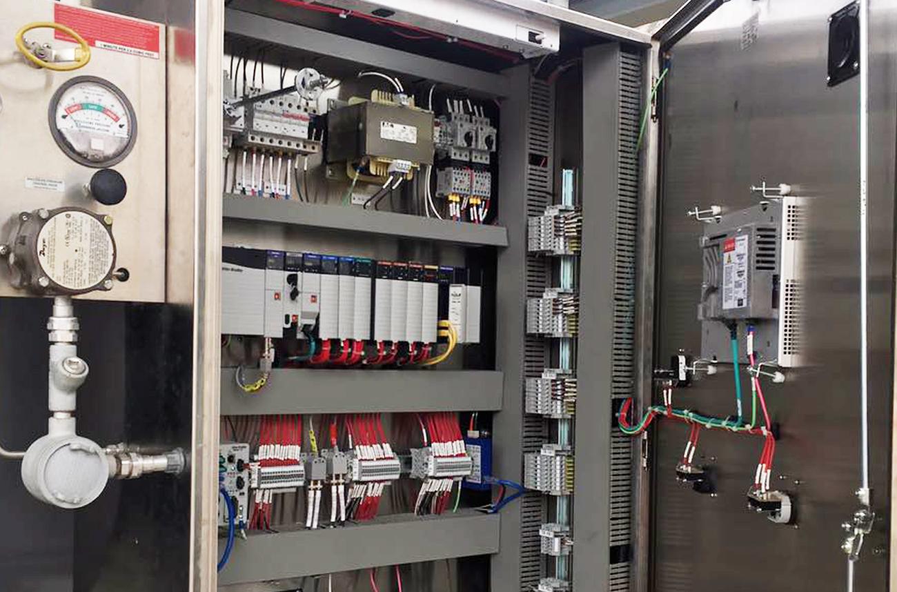 manufactura tableros de control de pozo tableros de
