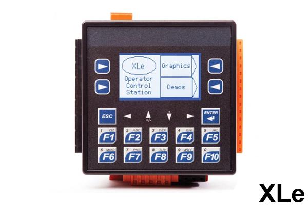 Controlador XLe, Serie XL, Controlador todo en uno / Controller XLe, XL Series, All-in-One Controllers / Horner Automation Group / Horner APG