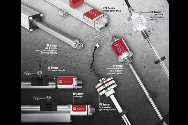 Instrumentación, Sensor Industrial, Serie E / Instrument, Temposonic, MTS Sensors, Industrial Sensor, E Serie