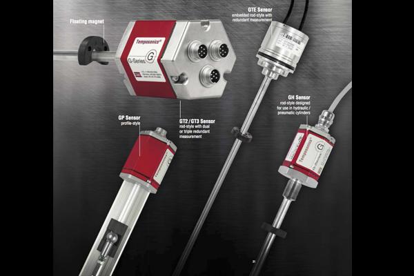 Instrumentación, Sensor Industrial / Instrument, Temposonic, MTS Sensors, Industrial Sensor, G Serie