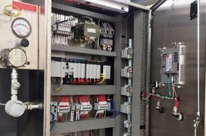 Tablero de Control / Control Panel